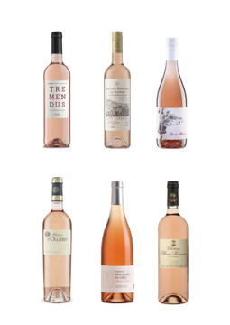 Natural Rosé Wine Taster Case