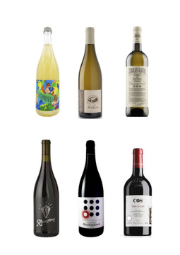 Fine Natural Wine Case - free delivery