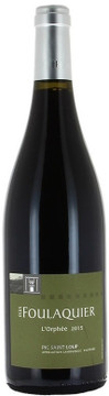 L'Orphee Pic St Loup Rouge Foulaquier BIODYNAMIC