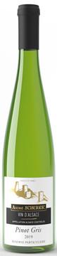 Scherer Pinot Gris Réserve ORGANIC