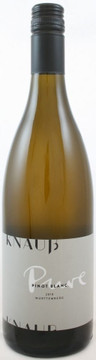Pure Pinot Blanc Amphore Andi Knauss ORGANIC