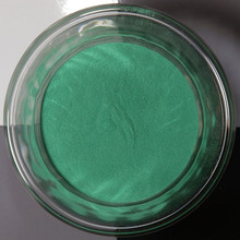 Malachite pigment - medium