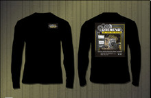 Goerend Long Sleeve Black Tshirt (Dyno)