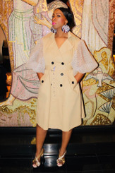 Tailor Trenchcoat Dress