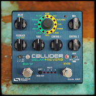 Source Audio Collider Delay + Reverb