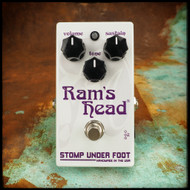 Stomp Under Foot Ram's Head