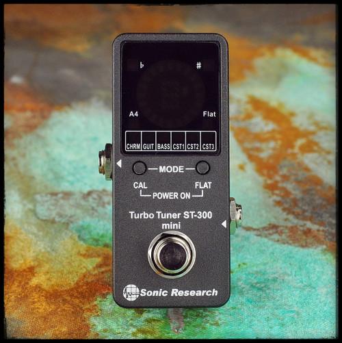 Sonic Research ST-300 Turbo Tuner Mini