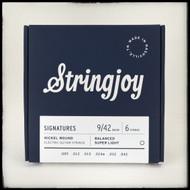 Stringjoy Balanced Super Light 9-42