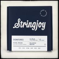 Stringjoy Balanced Medium 11-50