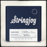 Stringjoy Balanced Medium Plus 11.5-52