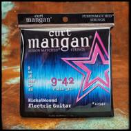 Curt Mangan Nickelwound Electric Guitar 9-42