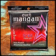 Curt Mangan Pure Nickel Electric Guitar 9-42