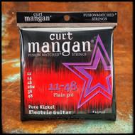 Curt Mangan Pure Nickel Electric Guitar 11-48