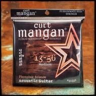 Curt Mangan Phosphor Bronze Acoustic Guitar 13-56