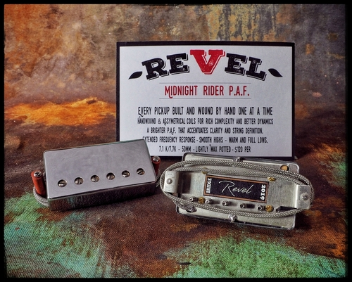 Revel Midnight Rider P.A.F.