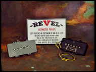 Revel Pickups Jazzmaster Pickup Set