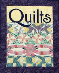 Quilts - Picture Piecing Pattern Quilt Color Option