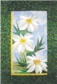 Daisies Paper Piecing Quilt