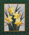 Daffodils Paper Piecing Quilt