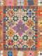 Fresh Cut Flowers Foundation Paper Piecing Quilt Option 2: Floral