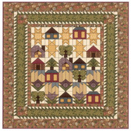Thimbleberries Village Green Block-of-the-Month Quilt Pattern