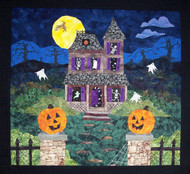 Haunted House Quilt