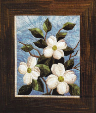 Dogwood Paper Piecing Quilt