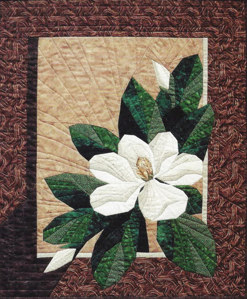 Magnolia Paper Piecing Quilt