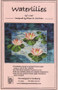 Waterlilies Front Cover