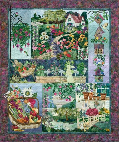 In Full Bloom Quilt