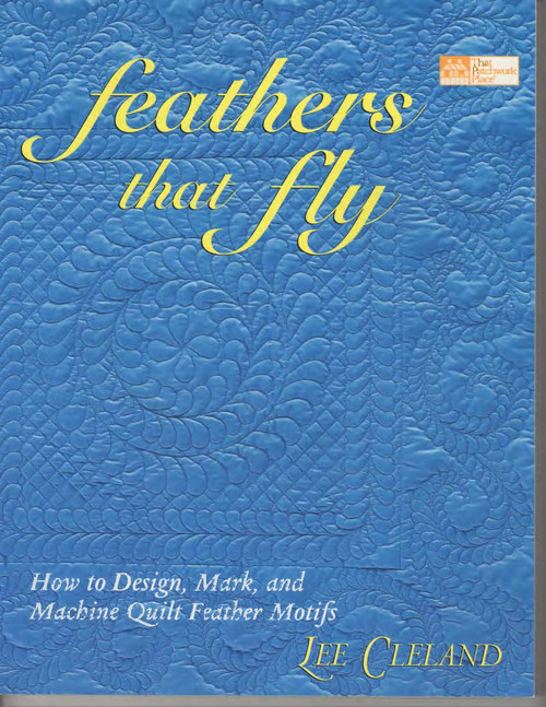 Feathers that Fly Front Cover