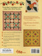 Classic Four-Block Applique Quilts Back Cover