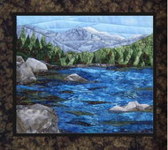 Tranquil Lake Quilt
