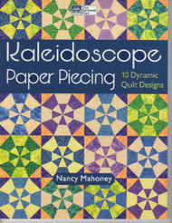 Kaleidoscope Paper Piecing Front Cover