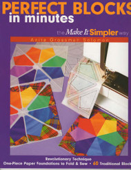 Perfect Blocks in Minutes Front Cover