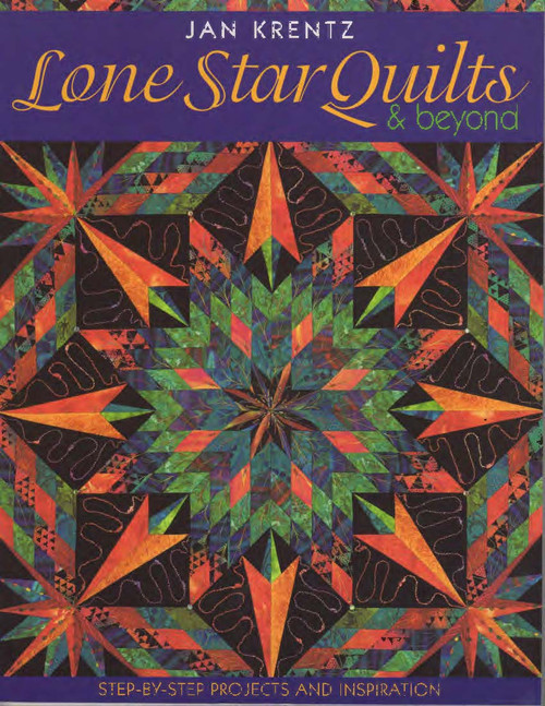 Lone Star Quilts Front Cover