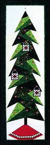 Tall Trim the Tree Quilt