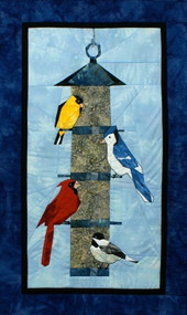 For The Birds Quilt Block