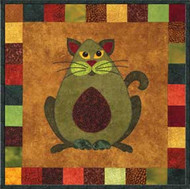 Avocato Applique Block