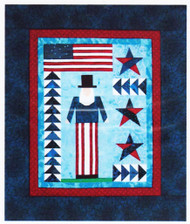 All American Paper Piecing Quilt