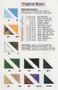 Tropical Scene Fabric Chart