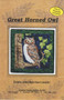Great Horned Owl Front Cover