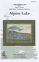 Alpine Lake Front Cover