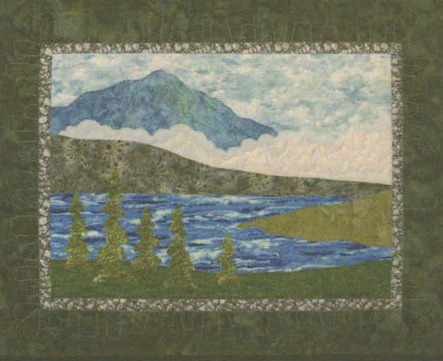 Alpine Lake Quilt