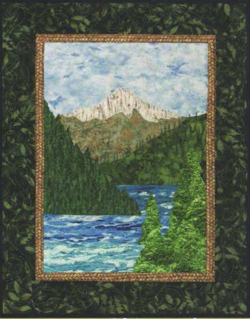Mount Hood Quilt