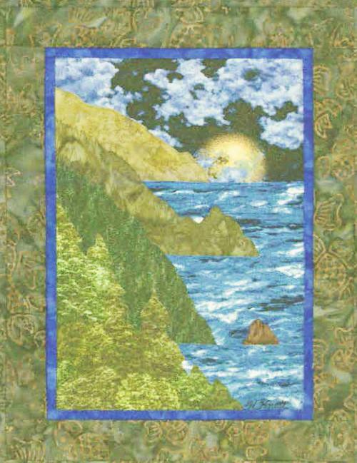 Rocky Coast Quilt