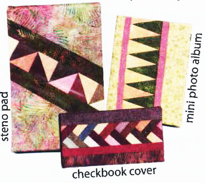 Simply Strips Paper Piecing Cover-ups