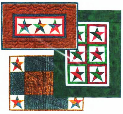 Simply Stars Paper Piecing Quilts