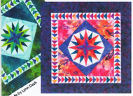 Mini-Mariner's Compass Paper Piecing Quilt