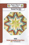 Diamond Tree Skirt English Paper Piecing Pattern Front Cover